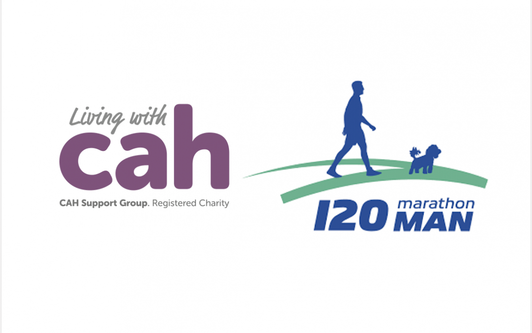 Fundraiser in aid of Living with CAH & 120Marathonman Charities